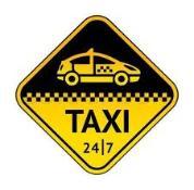 Yellow Taxi Cab Redwood City CA